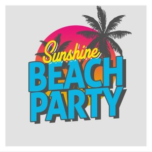 Album Sunshine Beach Party from Dance Music Decade