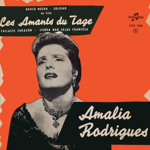 Album Les Amants Du Tage from Amália Rodrigues