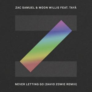 Album Never Letting Go from Zac Samuel