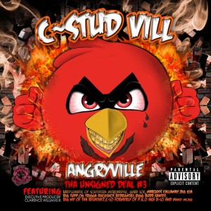 Album Tha Unsigned Deal #3 from C-stud Vill