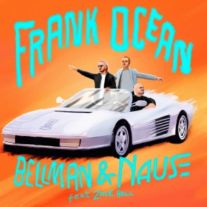 Album Frank Ocean from Nause