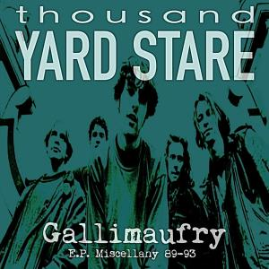 Album Gallimaufry from Thousand Yard Stare