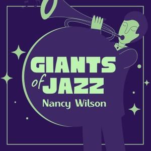 Album Giants of Jazz from Nancy Wilson