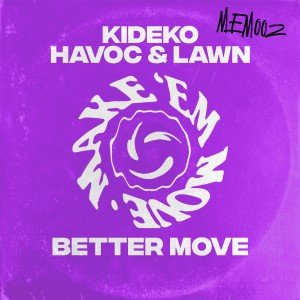 Album Better Move from Kideko