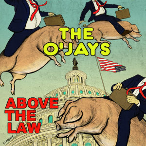Album Above The Law from The O'Jays