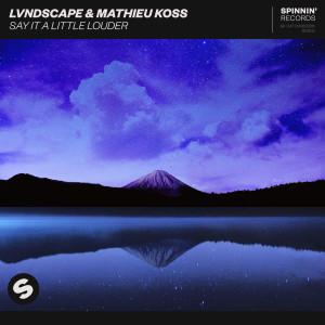Album Say It A Little Louder from Mathieu Koss