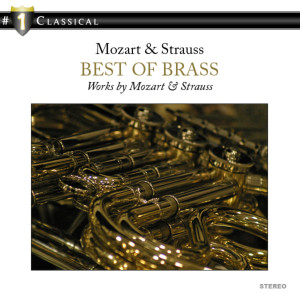 Album Best of Brass, Works by Mozart and Strauss from The English Brass Ensemble