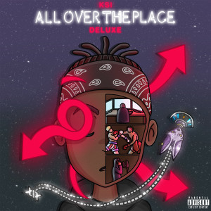 Album All Over The Place (Deluxe) (Explicit) from Ksi