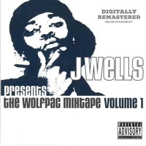 Album The Wolfpac Mixtape, Vol. 1 from J. Wells