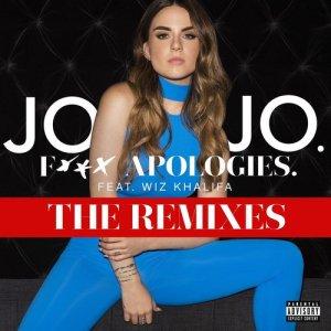 JoJo的專輯Fuck Apologies. (feat. Wiz Khalifa) (The Remixes) (Explicit)
