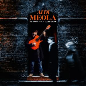 Album Across the Universe from Al Di Meola