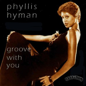 Album Groove with You from Phyllis Hyman