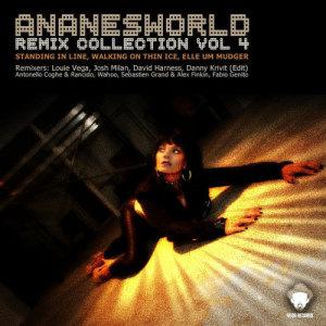 Album Ananésworld Remix Collection Vol. 1 from Anane