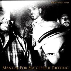 Album Manual for successful rioting from Birdy Nam Nam