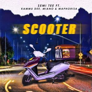 Album Scooter from Kammu Dee