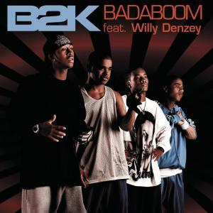 Album Badaboom from B2K
