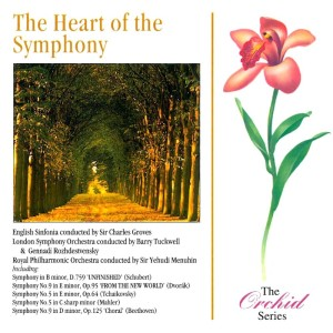 Album The Heart Of The Symphony from Richard Williams