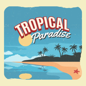 Album Tropical Paradise from Lounge Music Channel