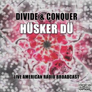 Album Divide & Conquer (Live) from Husker Du