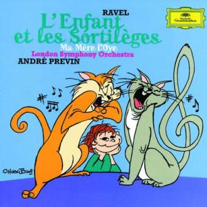 Pamela Helen Stephen的專輯Ravel: L'Enfant et les Sortileges