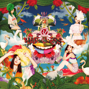 Red Velvet的專輯Happiness