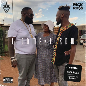 Listen to I Came I Saw song with lyrics from Kwesta