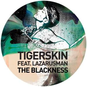 Listen to The Blackness (feat. Lazarusman) song with lyrics from Tigerskin