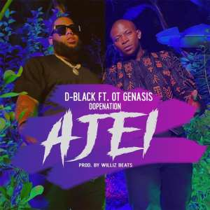 Album AJEI from O.T. Genasis