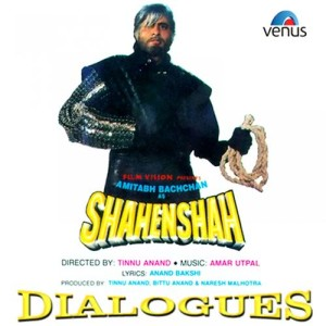 "Album Rishte Mein Too (From ""Shahenshah"") from Amitabh Bachchan"