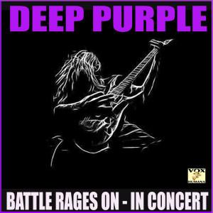 Album Battle Rages On In Concert from Deep Purple