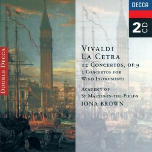Iona Brown的專輯Vivaldi: La Cetra, Op. 9/Wind Concertos