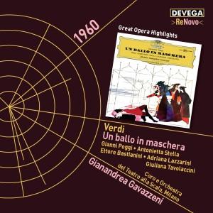 Antonietta Stella的專輯Verdi: Un ballo in maschera (Highlights)