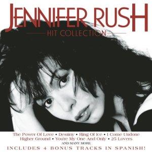 Jennifer Rush的專輯Hit Collection
