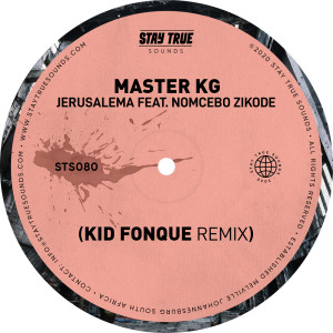 Album Jerusalema (feat. Nomcebo Zikode) (Kid Fonque Remix) from Nomcebo Zikode