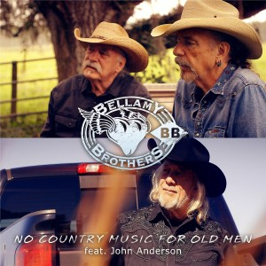 Album No Country Music for Old Men from The Bellamy Brothers
