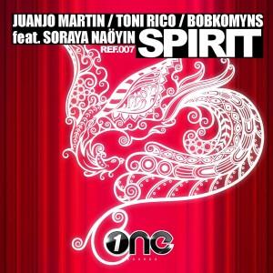 Album Spirit from Toni Rico