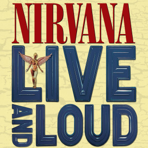 Album Live And Loud from Nirvana