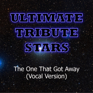Ultimate Tribute Stars的專輯Jake Owen - The One That Got Away (Vocal Version)