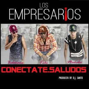 Album Conectate.Saludos from Los Empresarios