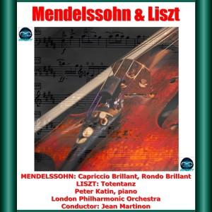 Album Mendelssohn: Capriccio Brillant, Rondo Brillant - Liszt: Totentanz from Jean Martinon