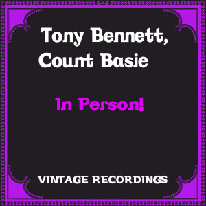 Tony Bennett的專輯In Person! (Hq Remastered)