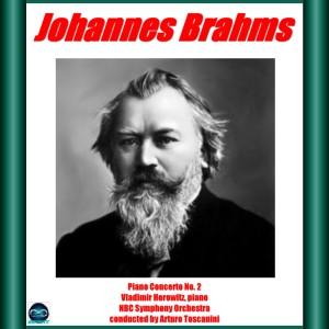 Album Brahms: Piano Concerto No. 2 from Vladimir Horowitz