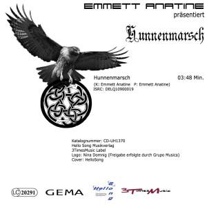 Album Hunnenmarsch from Emmett Anatine