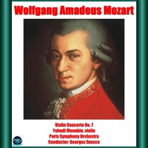 Album Mozart: Violin Concerto No. 7 from Yehudi Menuhin