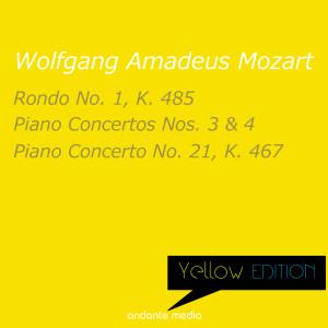 Album Yellow Edition - Mozart: Rondo No. 1 & Piano Concertos Nos. 3, 4 & 21, K. 467 from Peter Schmalfuss
