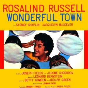 Album Wonderful Town from Sydney Chaplin