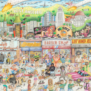 Album LA & The Parties from Sevyn Streeter