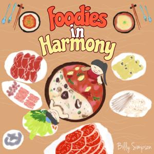 Foodies in Harmony dari Billy Simpson