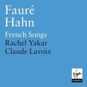 Album French Songs from Rachel Yakar