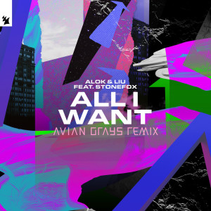 Listen to All I Want (AVIAN GRAYS Remix) song with lyrics from Alok